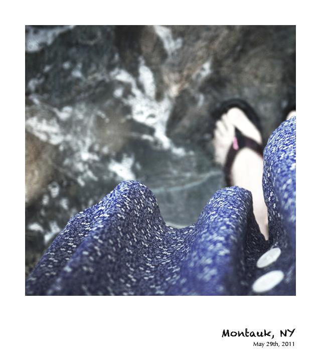 Montauk... yeah, still cold...