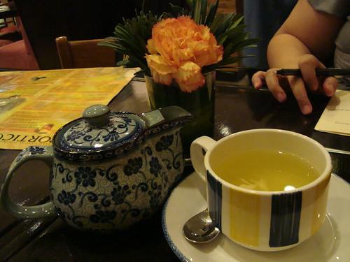 Hot Tea by Portico