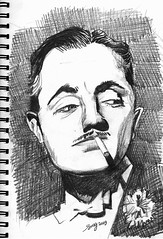 William Powell sketch