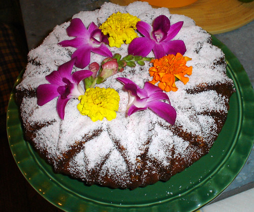Rum Cake for Easter, MyLastBite.com