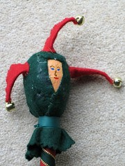 Jester's sceptre
