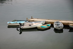 Boats at Pretty Marsh