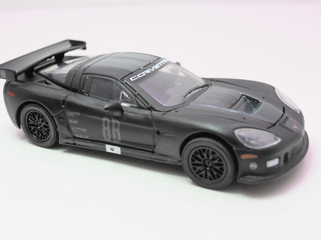 greenlight black bandit 2008 chevrolet C6R (2)
