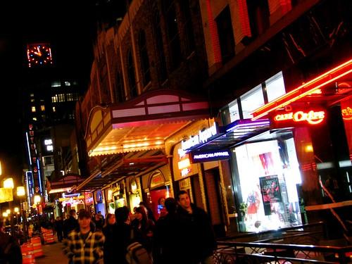 Granville Street Photowalk