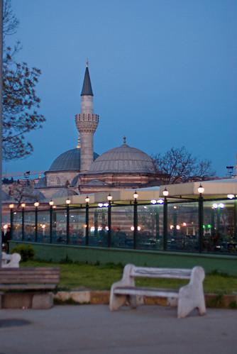 Şemsi Ahmet Paşa Camii, Üsküdar, İstanbul, Pentax K10d