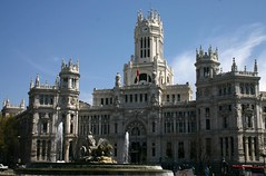 The Bank of Spain (I think), Madrid
