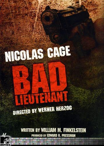 Bad Lieutenant (3) por ti.