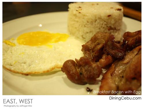 Breakfast Bacon