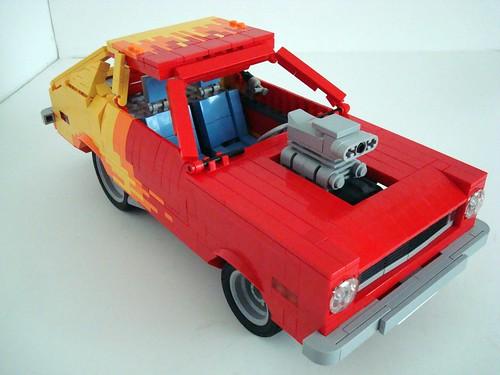 LEGO 1970 Ford Pinto