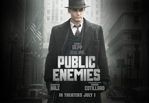 Public Enemies The Movie
