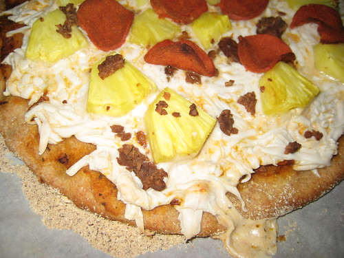Pineapple and Pepperoni (After)