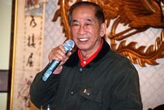 司徒華 (Szeto Wah) 華叔 in Calgary