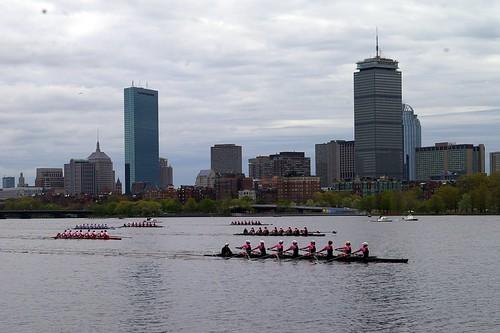 Rowing Beanpot 2009