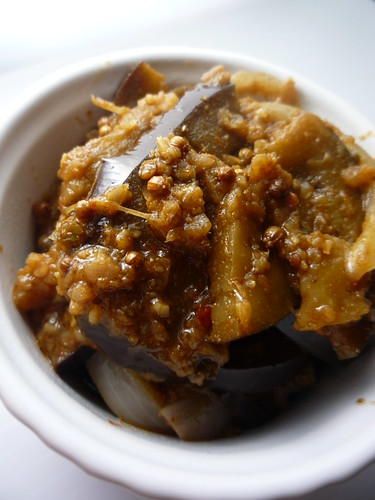 Brinjal Pickle by you.