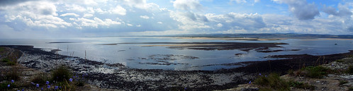 View from Lindisfarne (Holy Island)