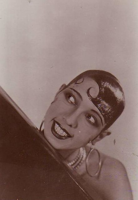 Josephine Baker Smile