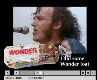 Joe Cocker With Subtitles for the Clear-Headed