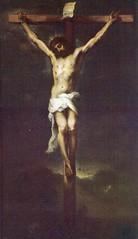 Cristo en la Cruz - Murillo.