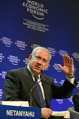 Benjamin Netanyahu - World Economic Forum Annu...