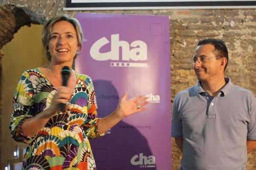Inicio de campaña de CHA