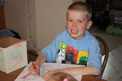 Andrew, the Birthday Boy