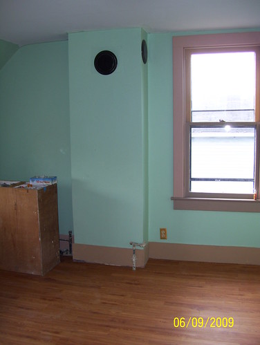 2nd floor back room