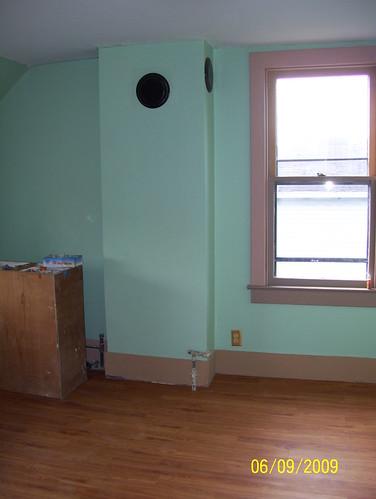 2nd floor back room