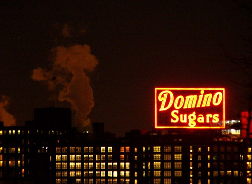 Domino Sugars from Federal Hill