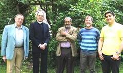 Les responsables guebwillerois du Rendez-vous avec les religions