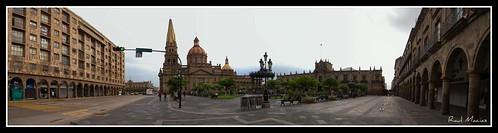Panoramica, Plaza de Armas