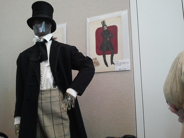 Rex Harrison signature costume with top hat, Doctor Dolittle (1967)