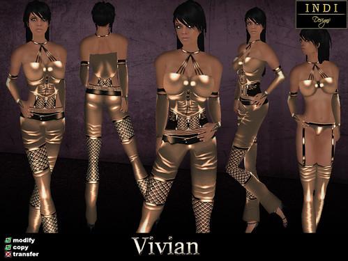 Vivian gold