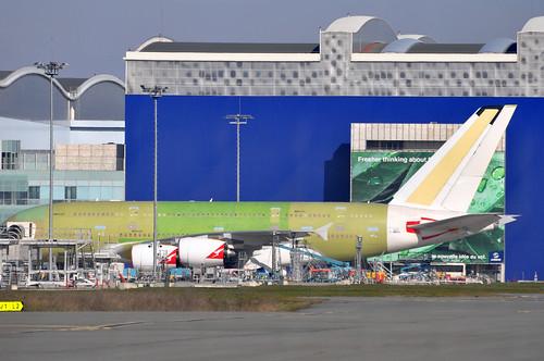 A380-842 MSN0029 F-WWSA QF