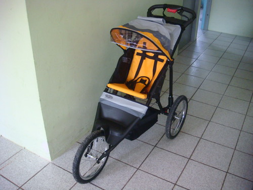 Our new joggin stroller
