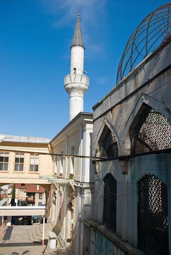 Aziz Mahmud Hüdai Hazretleri Camii, Üsküdar, İstanbul, Pentax K10d