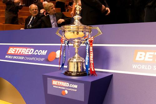 Snooker World Championship - trophy
