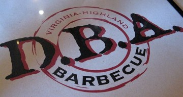 dba barbeque - the logo by foodiebuddha.