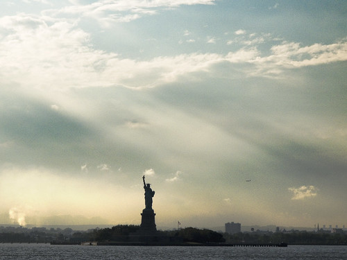 Statue of Liberty by you.