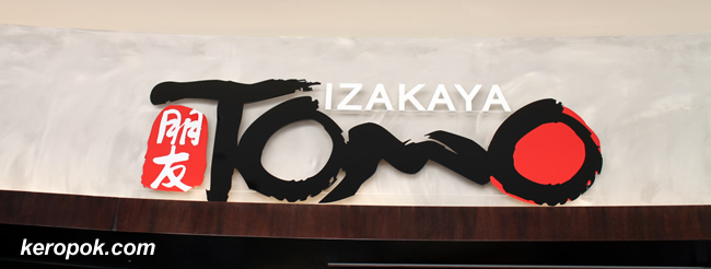 Tomo Izakaya - Esplanade Branch