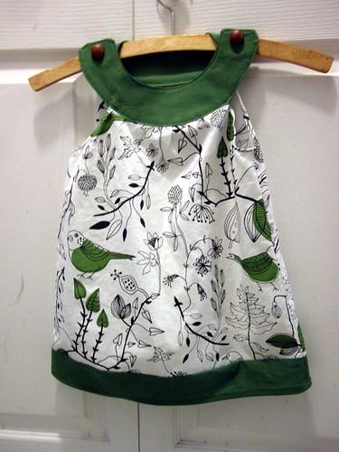 Bird Dress - Front
