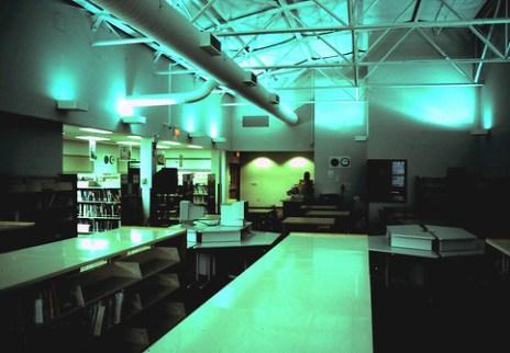 Hagemann Road Elementary Library