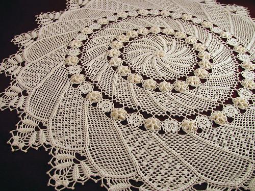Spiral-Doily