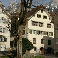 Schwyz: Metzghofstatt