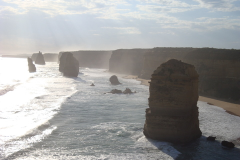 10-the apostles at sunset