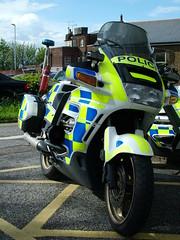 British Transport Police St1100