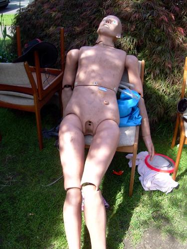 Full body view