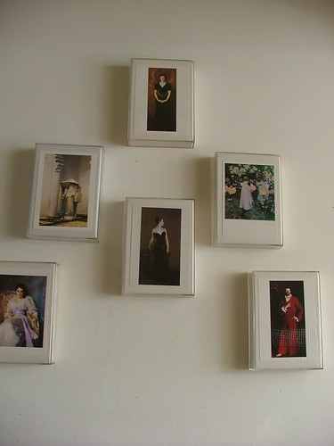 singer sargent display by you.