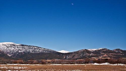 Luna y la puntita de Guara
