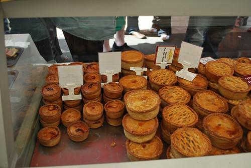 Andrew Jones Pies - Huddersfield
