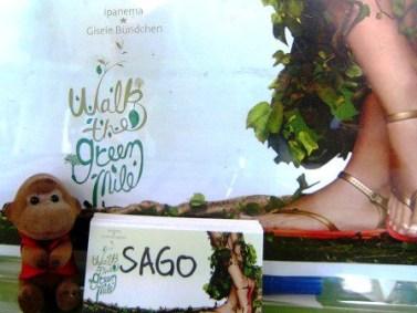Ipanema Walk The Green Mile with Sago